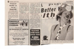 Tilly article
