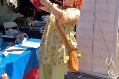 Trixie knitting 2